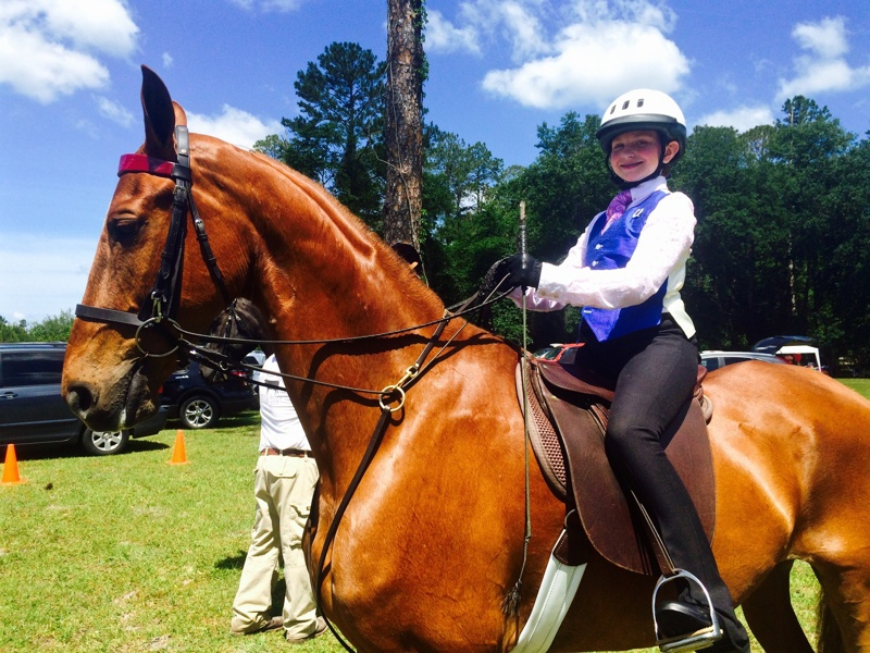 One-on-One Private Equestrian Lessons in Brunswick GA