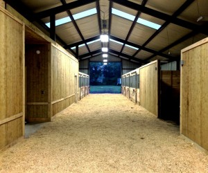 Riding Academy Stables
